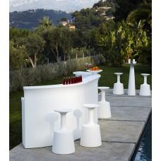 Portabottiglie - DRINK - Sgabello/Portabottiglie diam.47 h.75 PUMPKIN ORANGE - Slide