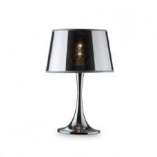 LAMPADA DA TAVOLO 1 LUCE - Ideallux - LONDON_CROMO_TL1_BIG