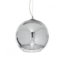 LAMPADA A SOSPENSIONE 1 LUCE - Ideallux - DISCOVERY_CROMO_SP1_D20