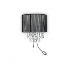 LAMPADA DA PARETE 3 LUCI - Ideallux - OPERA_AP3_BIANCO