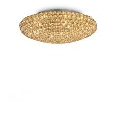 LAMPADA DA SOFFITTO 9 LUCI - KING_PL9_CROMO
