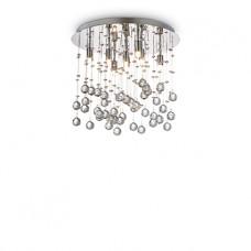LAMPADA DA SOFFITTO 8 LUCI - MOONLIGHT_PL8_CROMO
