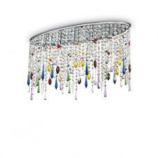 LAMPADA DA SOFFITTO 5 LUCI - RAIN_COLOR_PL5