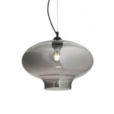 LAMPADA A SOSPENSIONE 1 LUCE - Ideallux - BISTRO_SP1_ROUND_TRASPARENTE