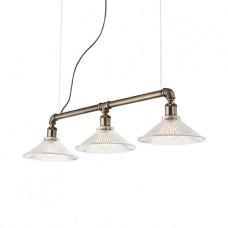 LAMPADA A SOSPENSIONE 3 LUCI - ASTRID_SP3_BRUNITO