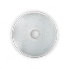 LAMPADA DA PARETE 50 LUCI - Ideallux - RUBENS_AP50_BIANCO