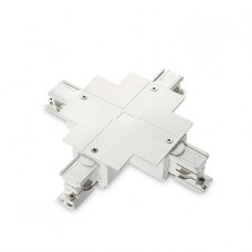 ACCESSORI - Ideallux - LINK_TRIM_X-CONNECTOR_WHITE