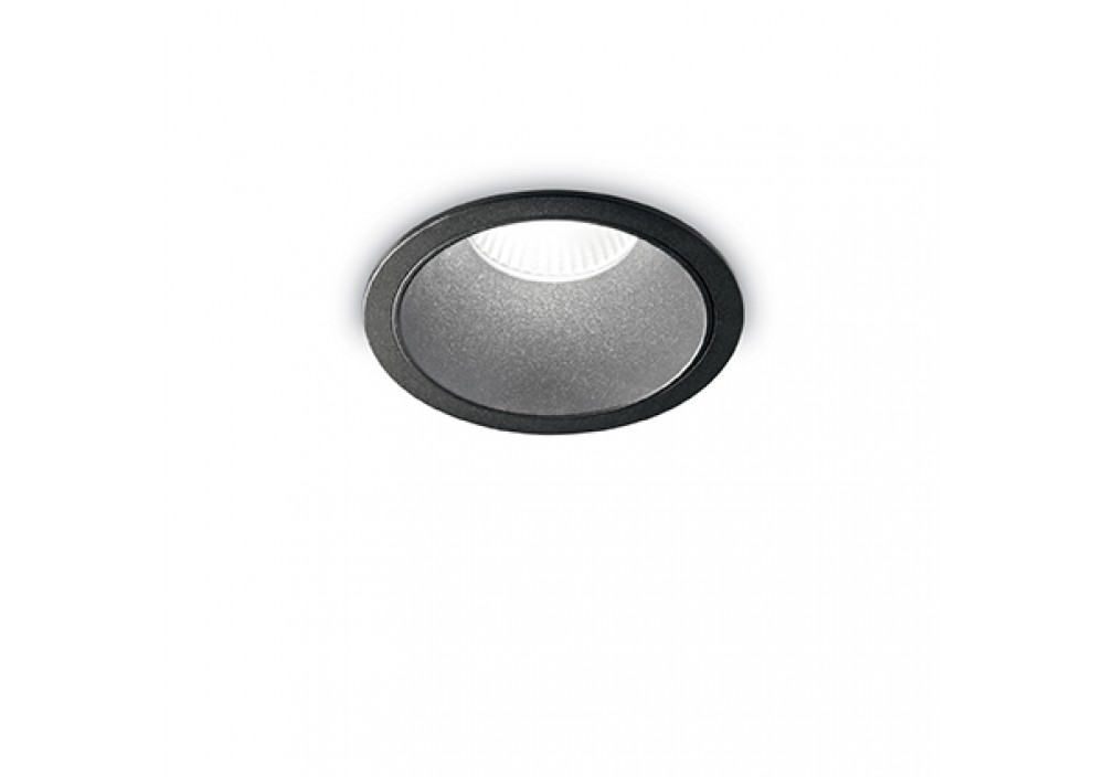 LAMPADA DA INCASSO 1 LUCE - Ideallux - GAME_ROUND_BLACK_GOLD