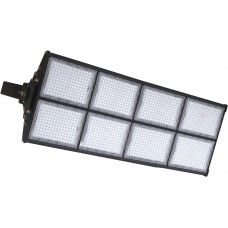 - PROIETTORE MASTER LED NERO 480W 64800LM 5700K 60X100° IP65 - INTEC