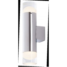 - APPLIQUE ZEPHYR LED CROMO 2X4W 700LM 4000K IP44