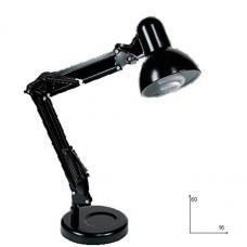 - LAMPADA DA TAVOLO ARCHITETTO NERO 1XE27