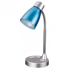 - LAMPADA DA TAVOLO ARKIMEDE BLU 1XE14