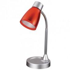- LAMPADA DA TAVOLO ARKIMEDE ROSSO 1XE14
