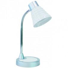 - LAMPADA DA TAVOLO LEONARDO BIANCO 1XE14