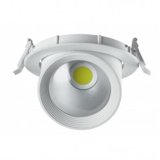 - INCASSO SNOOKER DELTA ORIENTABILE LED TONDO BIANCO 8W 500LM 3200K