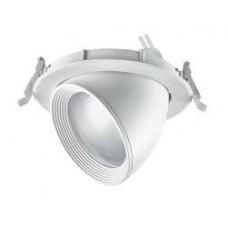 - INCASSO SNOOKER DELTA ORIENTABILE LED TONDO BIANCO 30W 1550LM 3200K