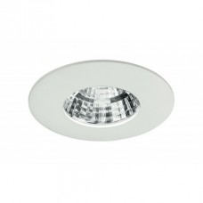 - INCASSO NADIR LED TONDO BIANCO 6W 390LM 3200K IP44