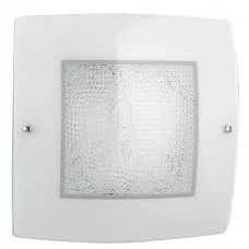 - PLAFONIERA LED TRILOGY LED D.30 BIANCA CRISTALLI K9 4000K 1440LM 18W