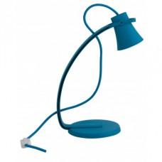 - LAMPADA DA TAVOLO LED KANT BLU ORIENTABILE 2,4W 240LM 4000K