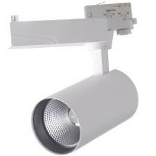 - PROIETTORE BINARIO TRIFASE EAGLE LED BIANCO 40W 4000LM 3000K - INTEC