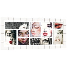 Pintdecor Noi Creiamo - Quadro FLEETING FACES - P4718