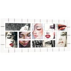 Pintdecor Noi Creiamo - Quadro FLEETING FACES - P4718