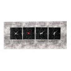 Pintdecor Noi Creiamo - Orologio NEROLOSI - P2542