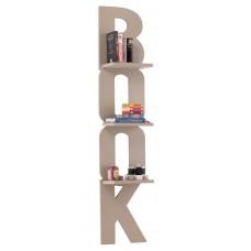 Pintdecor Noi Creiamo - Libreria GREY BOOK - P4850